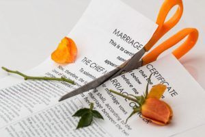 Huntington divorce