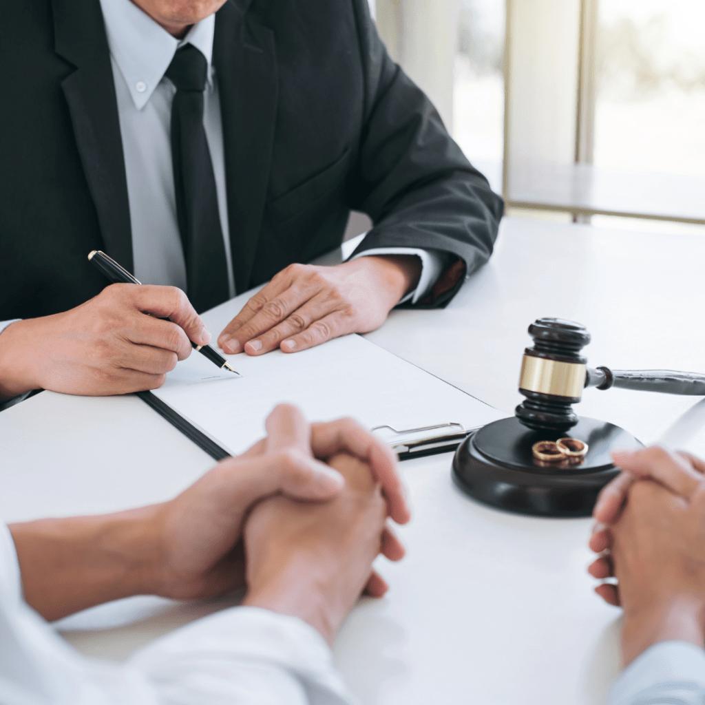 Divorce Lawyer In Springs
